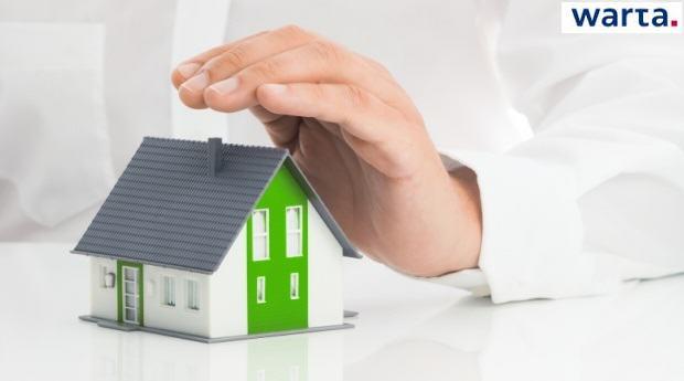 Ubezpieczenie domu Warta Dom Komfort Plus
