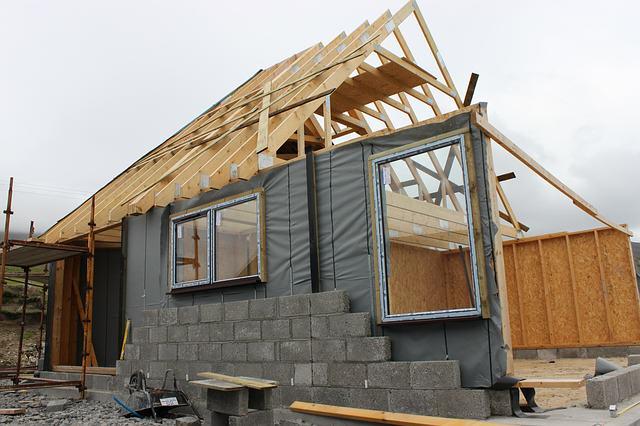 ubezpieczenie mieszkania lub domu w budowie